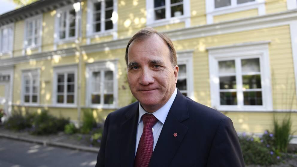 Statsminister Stefan Löfven. Arkivbild.