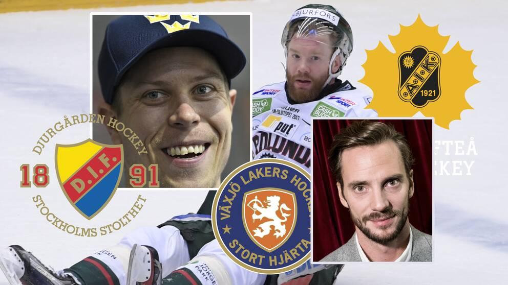 d73ef7870694 Så här har SHL-klubbarna värvat inför säsongen | SVT Sport