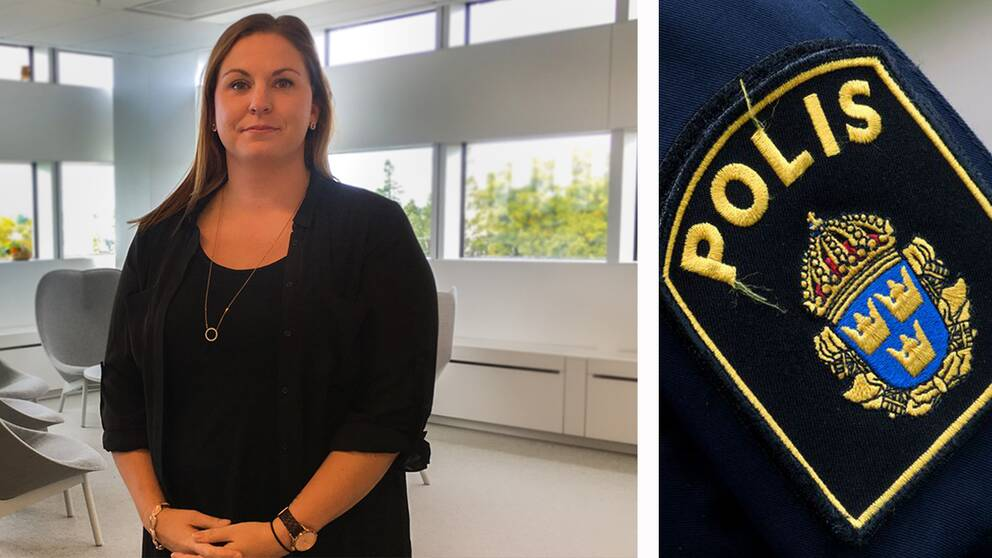 Lena Rosendal Nyström, f d polis