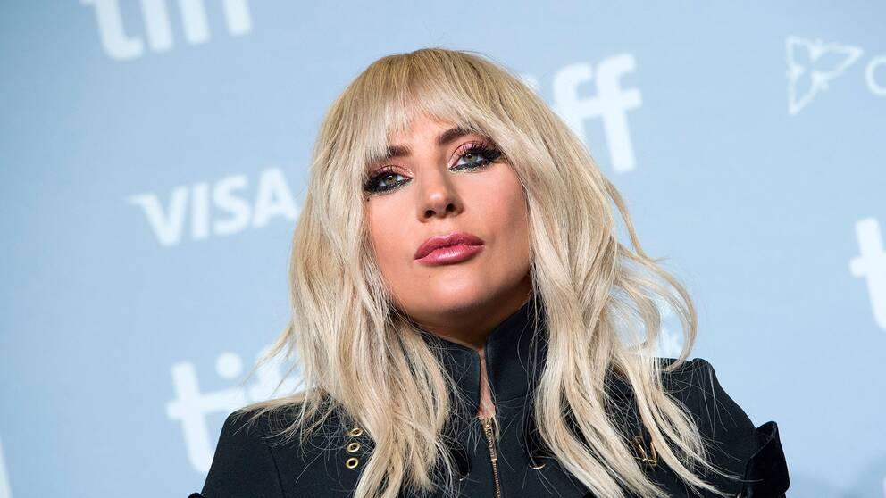 Artisten Lady Gaga.