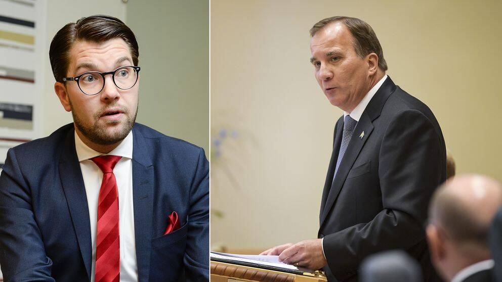 Inget misstroende mot Stefan Löfven
