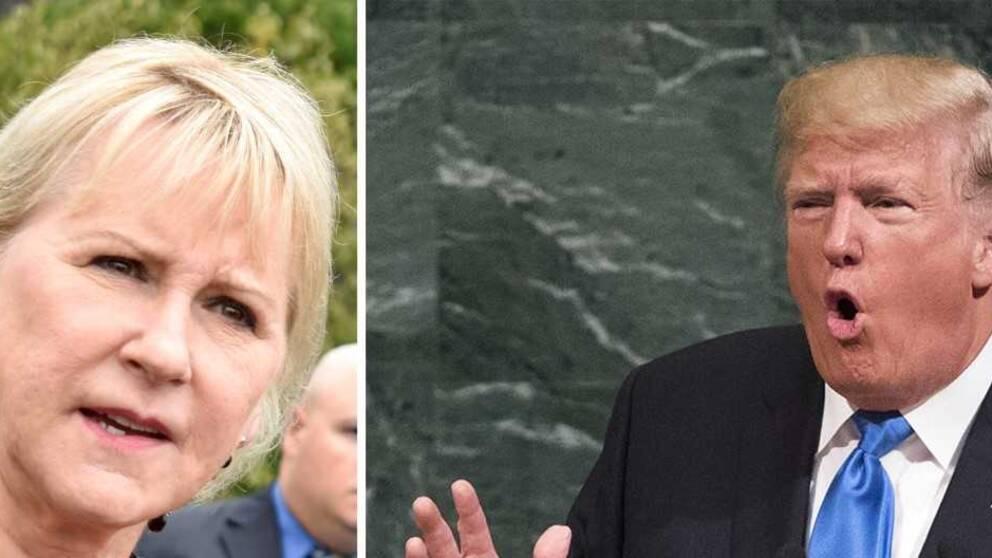 – Det gick en susning genom rummet, säger Wallström.