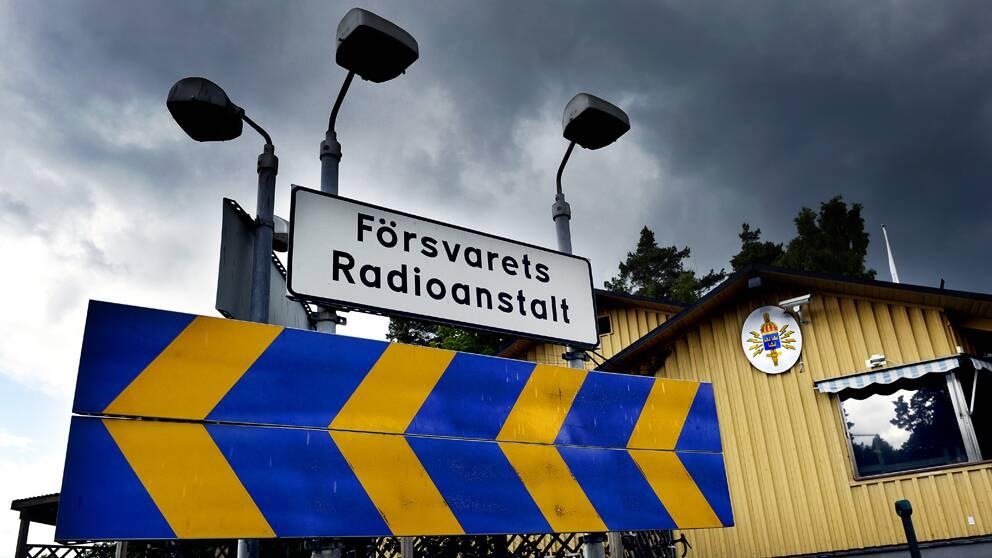 Försvarets Radioanstalt