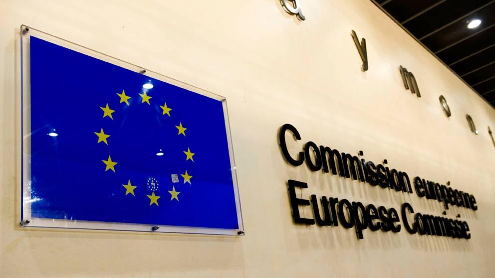 EU-kommissionens lokaler. foto Scanpix