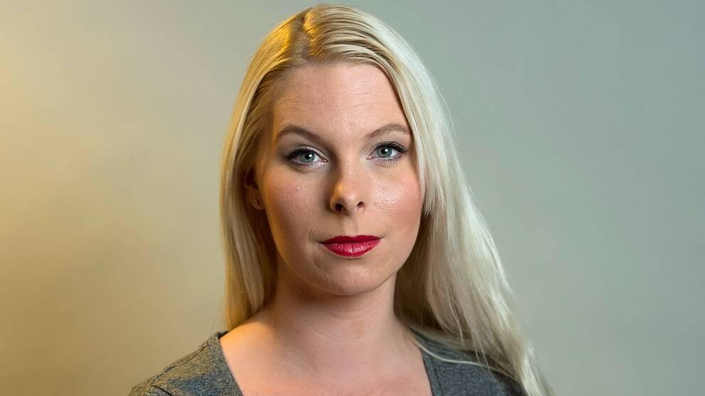 Före detta Sverigedemokraten Hanna Wigh