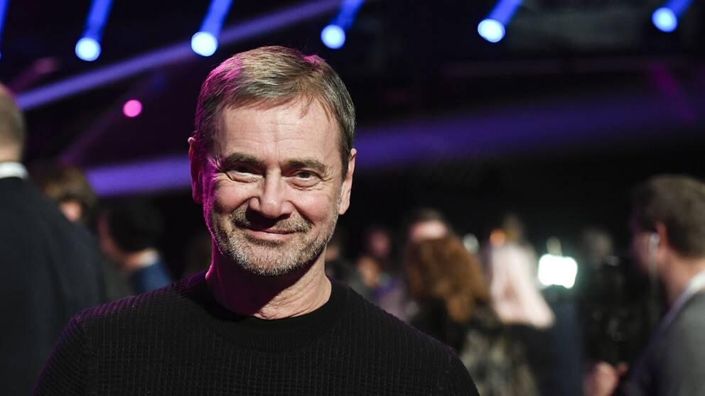 Christer Björkman, general för Melodifestivalen.