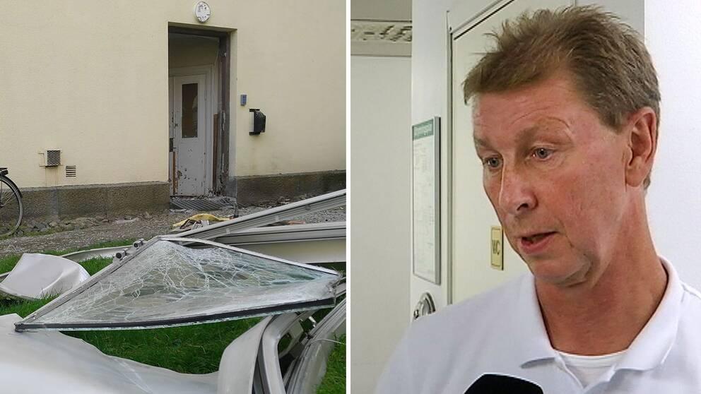 bomb norrköping leif hermansson polisen