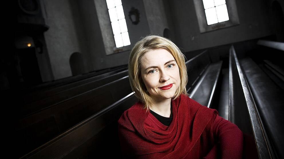 Jayne Svenungsson