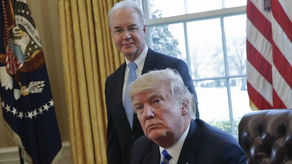 President trump lovar skattemirakel till alla