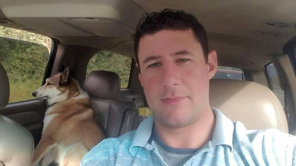 Adrian Murfitt, ett av offren i masskjutningen i Las Vegas.