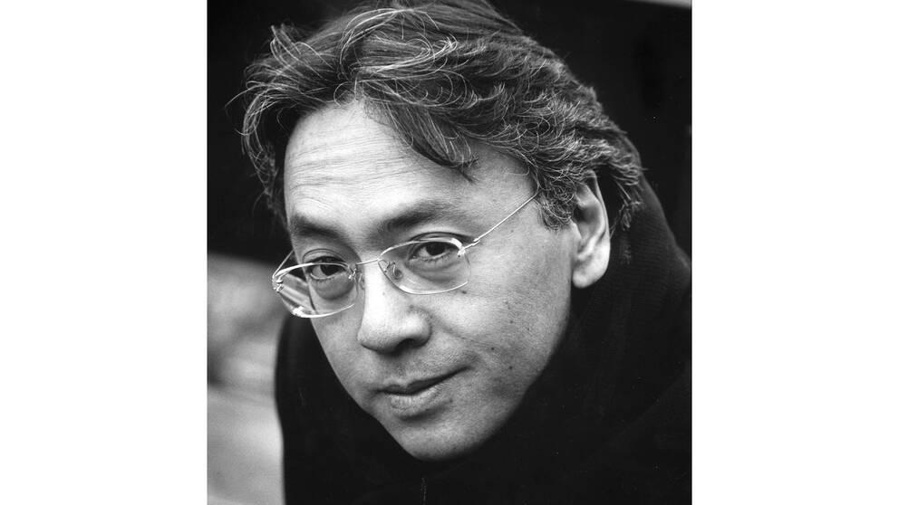 Nobelprisvinnaren i litteratur 2017 Kashuo Ishiguro.