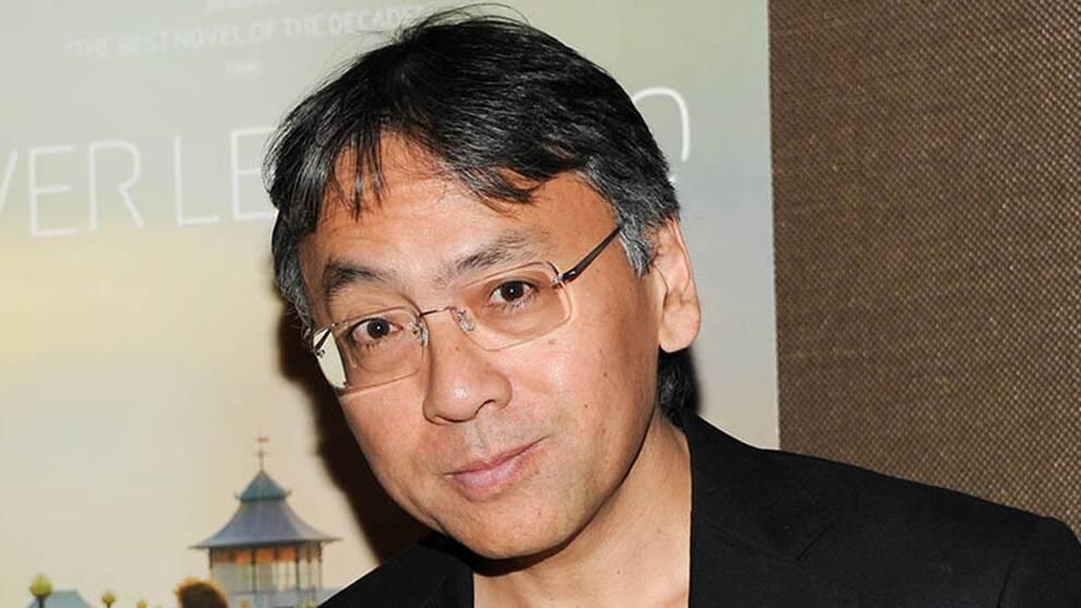 Nobelpriset i litteratur till Kazuo Ishiguro