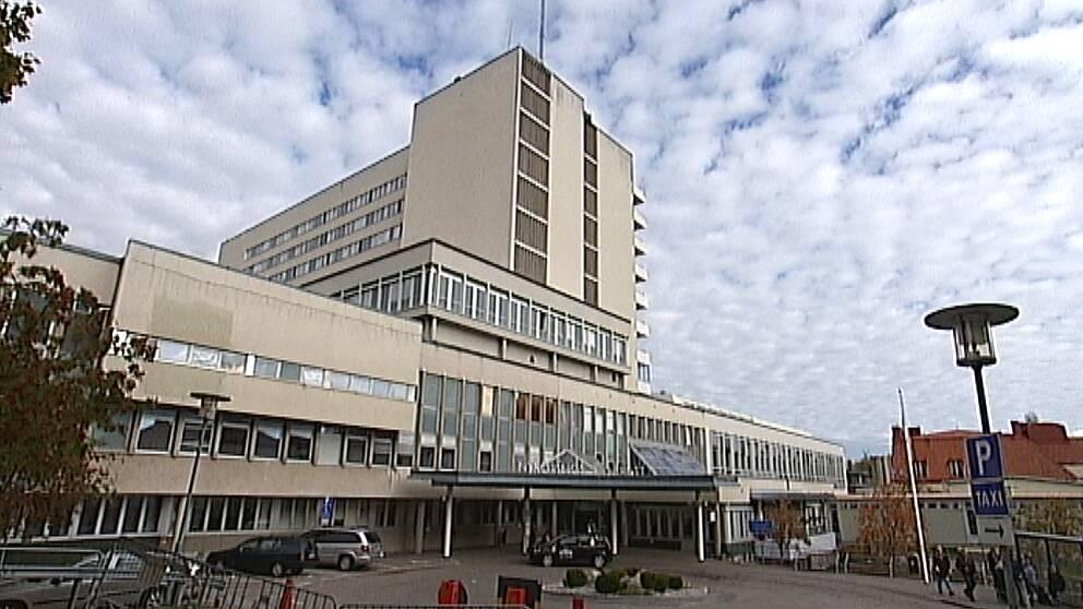 Nyköpings lasarett