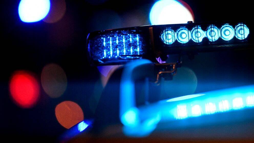 polisbil natt