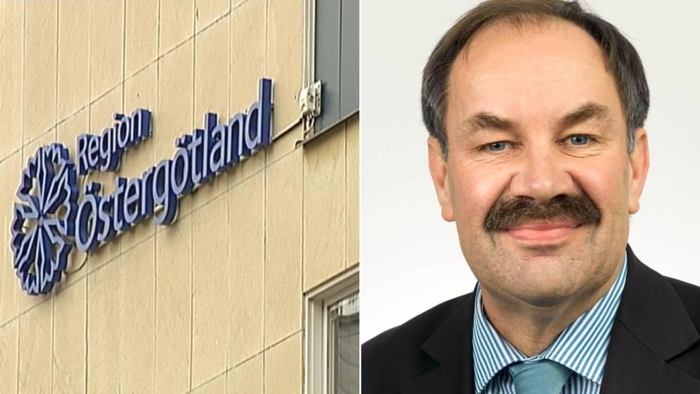 Regionrådet Mats Johansson (S) l