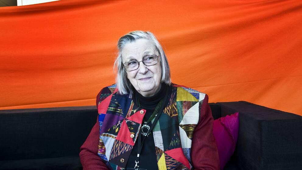 Elinor Ostrom, amerikansk statsvetare