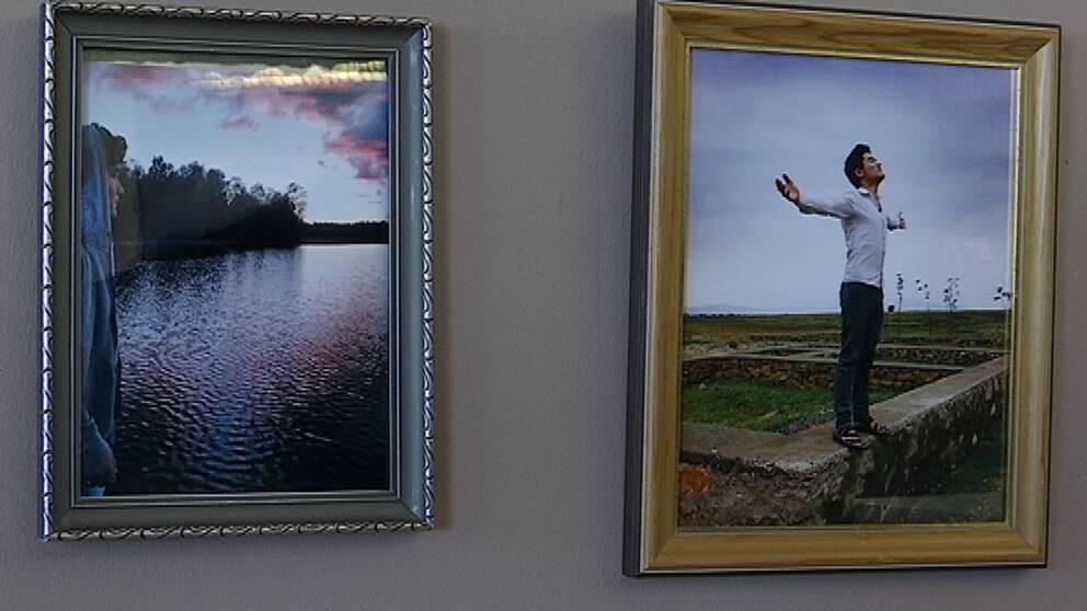 foton, utställning, Mustafa Safayee från Afghanistan