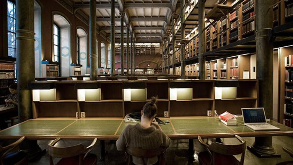 Kungliga biblioteket i Stockholm ska inleda e-boksutlåning via Libris.