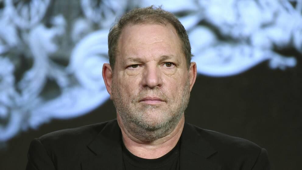 Filmproducenten och regissören Harvey Weinstein.