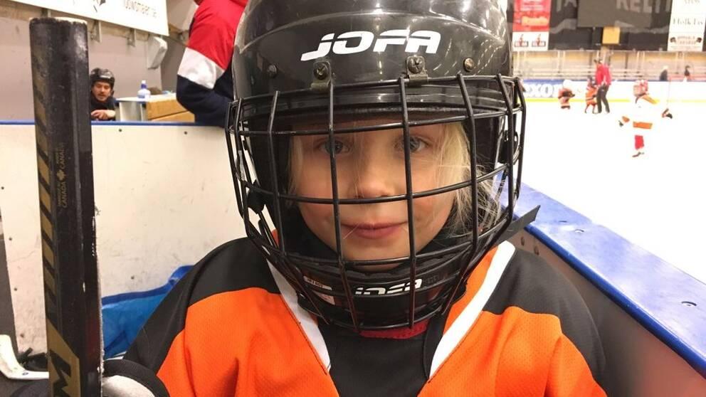Amelie Spiegelberg – hockeytjej