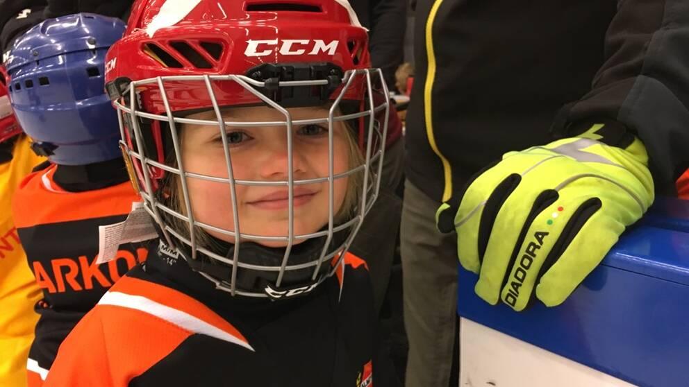 6-åriga Kerstin Mård