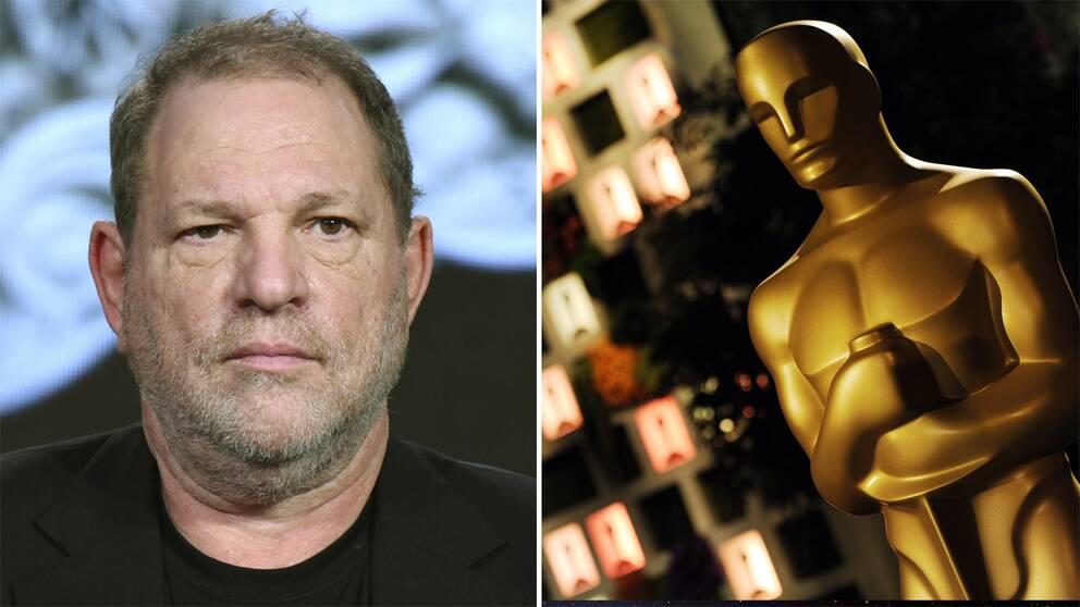 Den amerikanske filmproducenten Harvey Weinstein har länge hört till kategorin Hollywoods mäktigaste inom filmindustrin.
