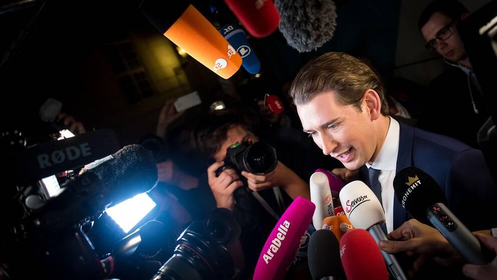 Nu kan han bli Europas yngste regeringschef.
