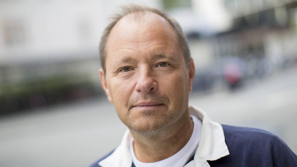 Björn Olsen, professor i infektionssjukdomar vid Uppsala universitet.