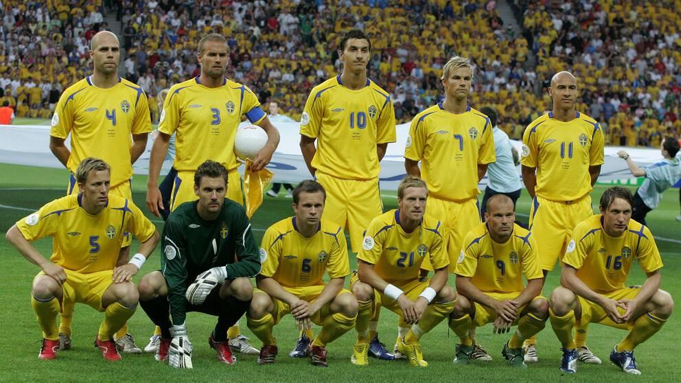 11 år sedan Sverige spelade VM – det här gör spelarna idag