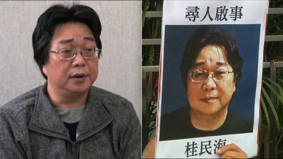 Oro i kina fem ar efter massakern