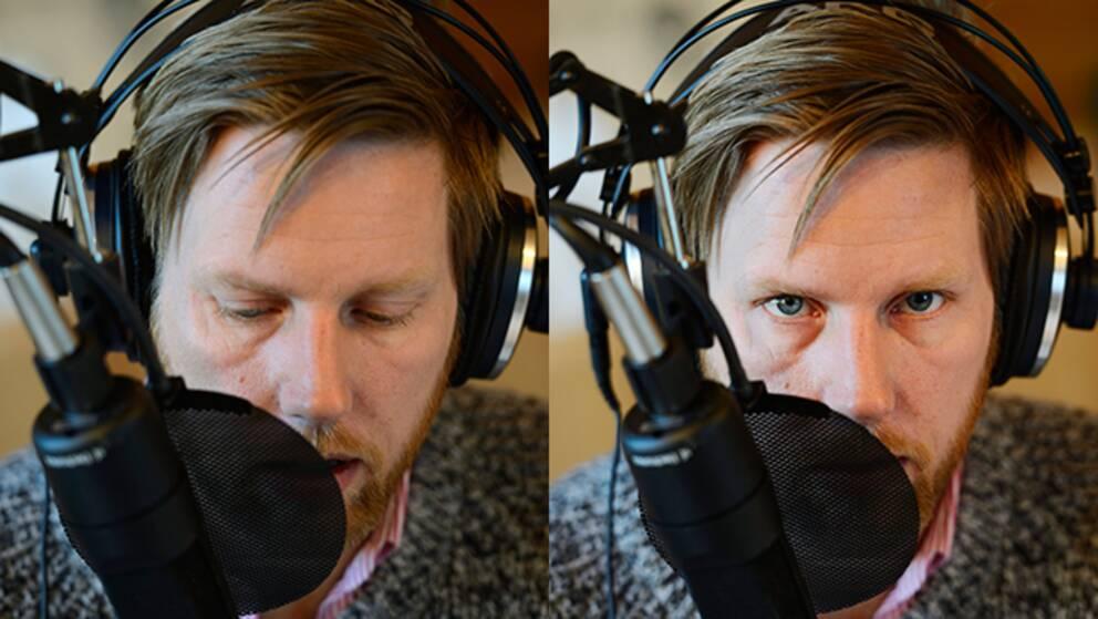 Kristoffer Triumf har lett sin podcast Värvet i snart två år.