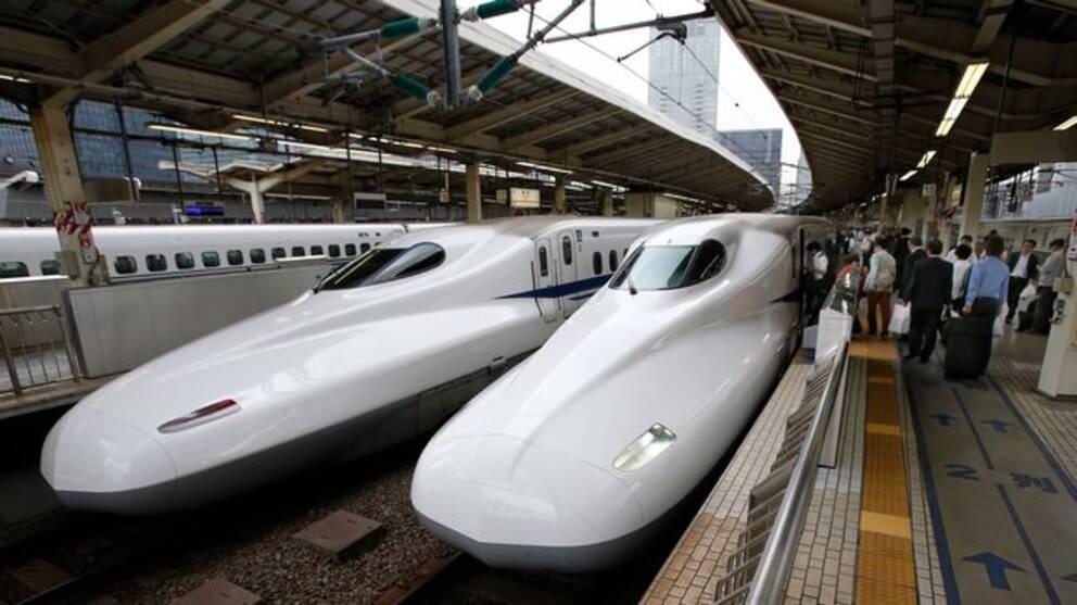 Säker och effektiv tågtrafikär enviktig del avdet japanskasamhället. Där reser 30 miljoner människor, en fjärdedel av befolkningen, dagligen med tåg.
