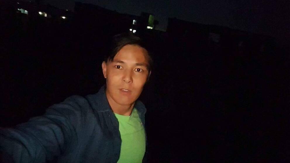 Ali från Afghanistan var en hårsmån från döden vid en bombattack mot en moské i Kabul.