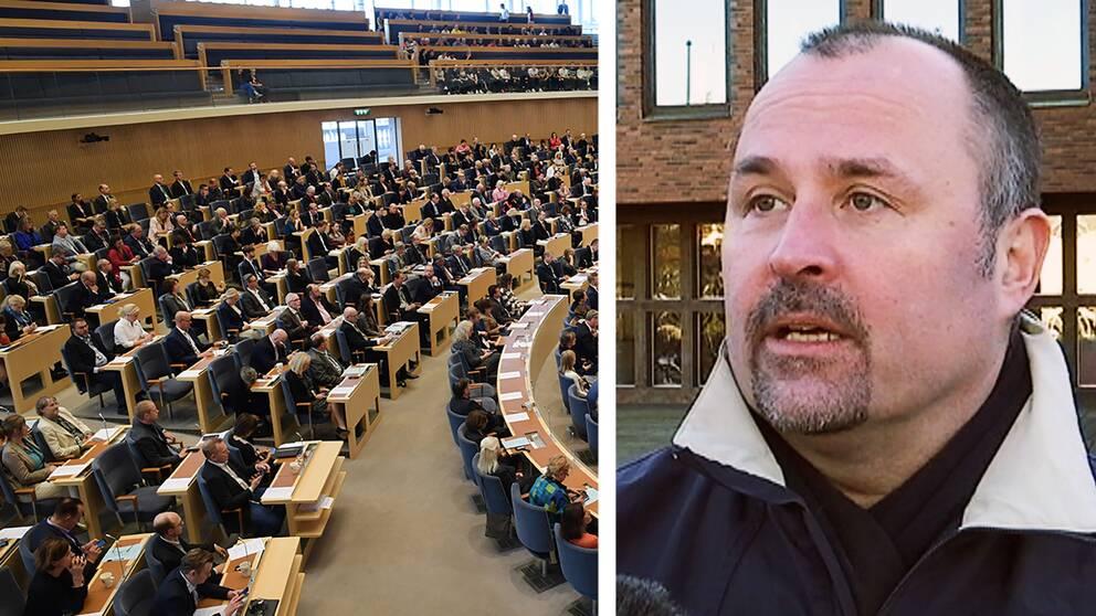 riksdagen