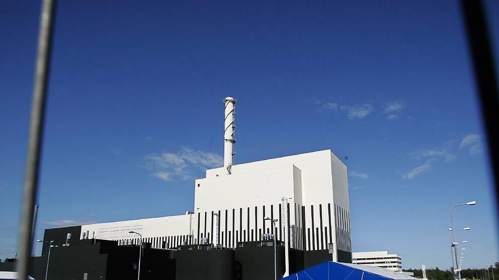 Oskarshamns kärnkraftverk (arkivbild). Foto Scanpix.