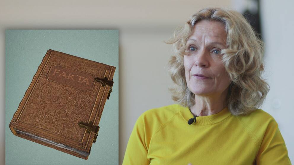Åsa Wikfors, filosofiprofessor vid Stockholms universitet.