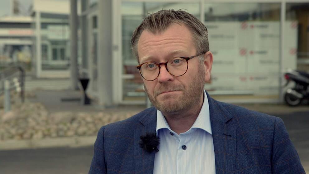 Andreas Sturesson (KD), kommunalråd i Jönköping.