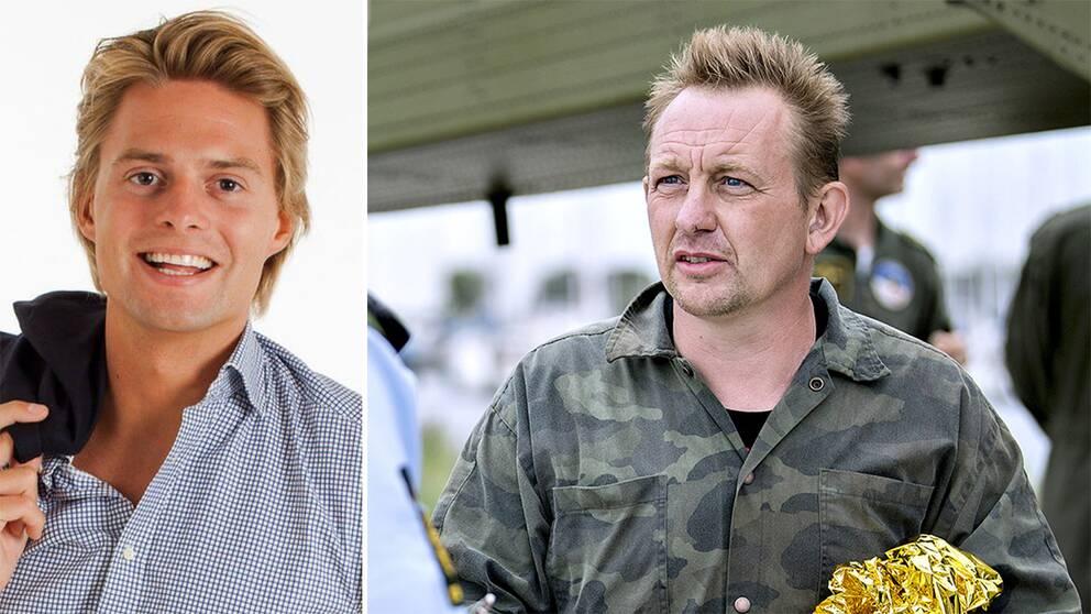 Pontus Båth och Peter Madsen.