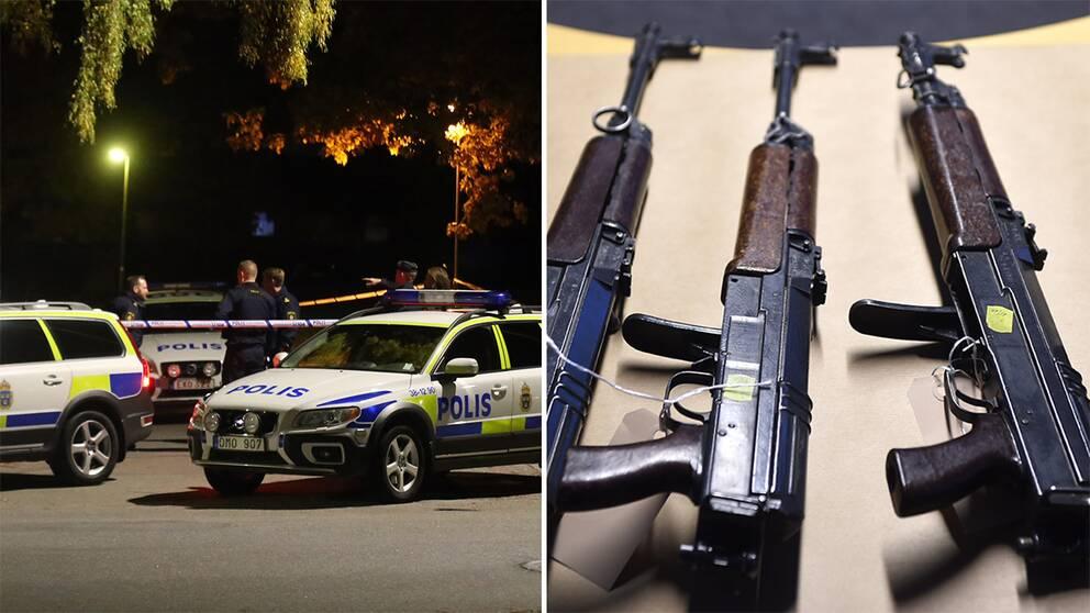 vapen polis södertälje