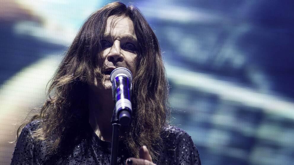 Ozzy Osbourne är klar för Sweden Rock.
