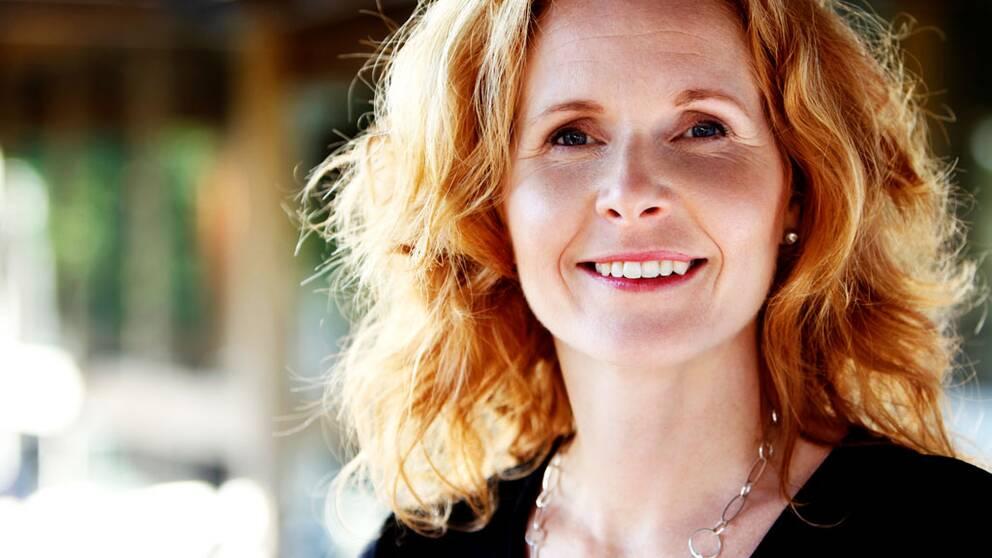 Elisabeth Peregi är som vd för börsnoterade klädföretaget Kappahl.