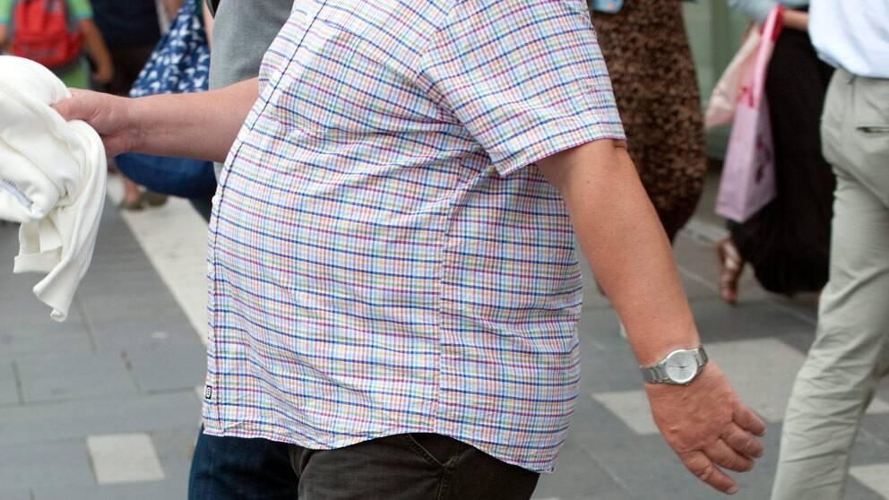 Att vara överviktig försämrar rejält chanserna att få ett jobb