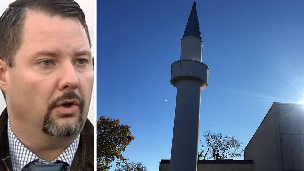 Christopher Larsson (SD), gruppledare, ställs i dag inför rätta i Blekinge.