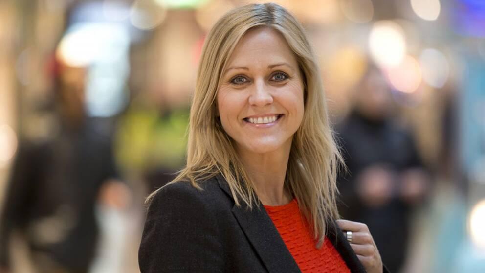 Christina Söderberg, sparekonom.