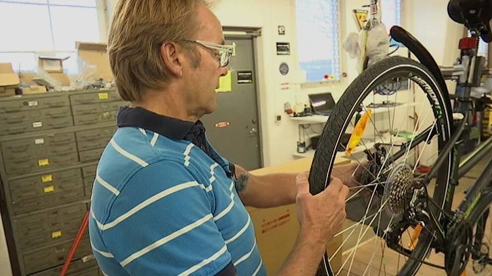 Peter Nilsson, cykelhandlare