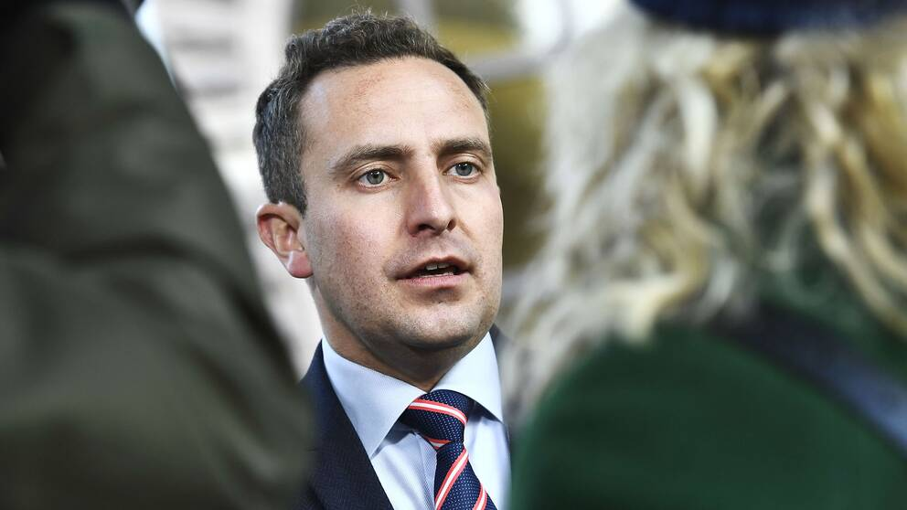 Moderaternas rättspolitiske talesperson Tomas Tobé.
