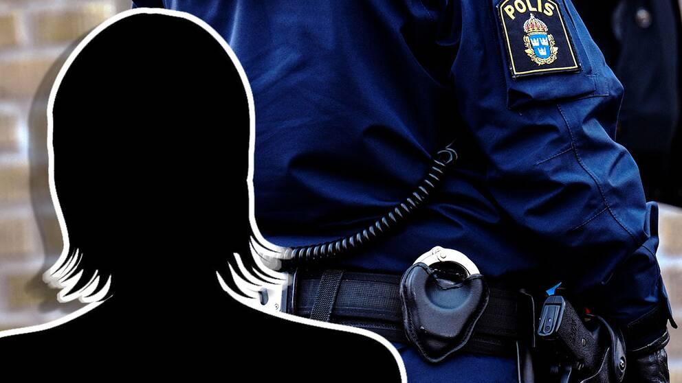 Kvinna anhallen for sju ar gammalt mord