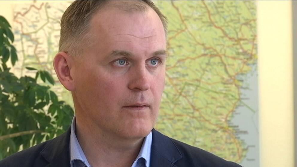 Niclas Bromark, länsidrottschef i Västerbotten, Västerbottens idrottsförbund