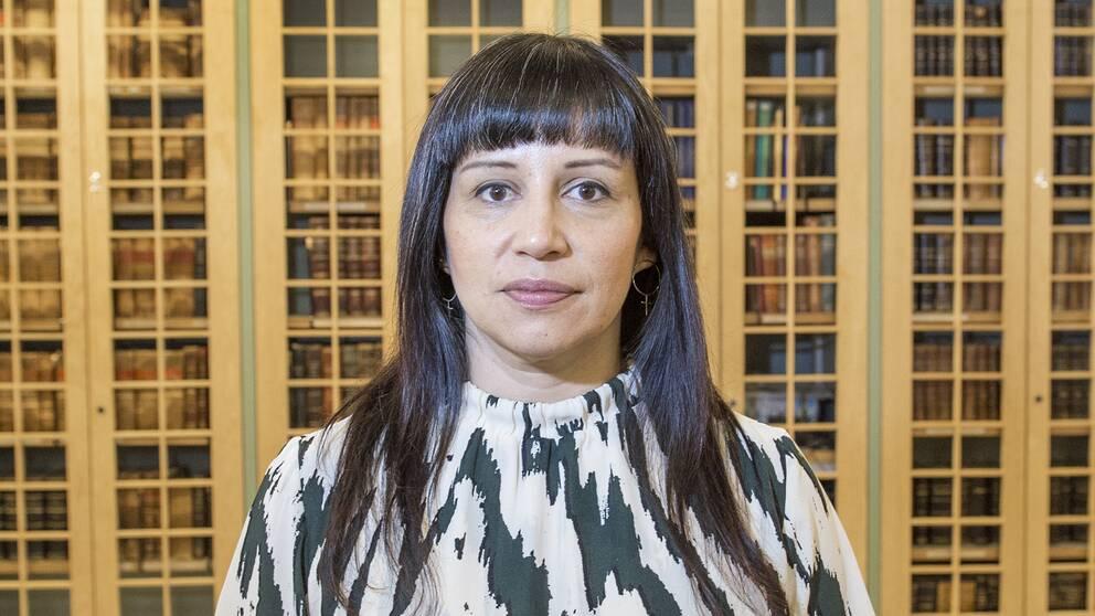 Rossana Dinamarca (V).