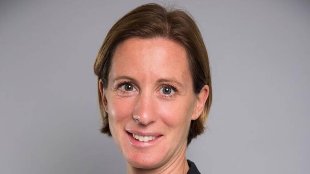 Sofia Calltorp, svensk ambassadör i Zimbabwe